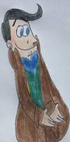 Mr Turner as Herald