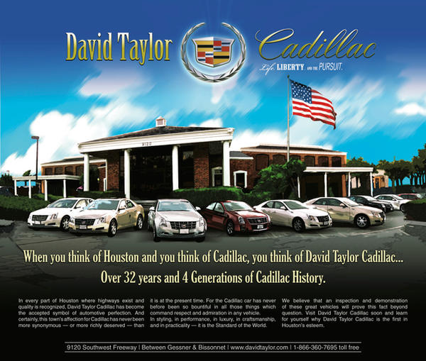 david taylor cadillac 03 by tonydennison on deviantart. Cars Review. Best American Auto & Cars Review