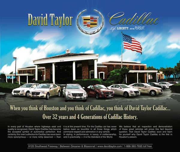 David Taylor Cadillac 03 by TonyDennison on DeviantArt