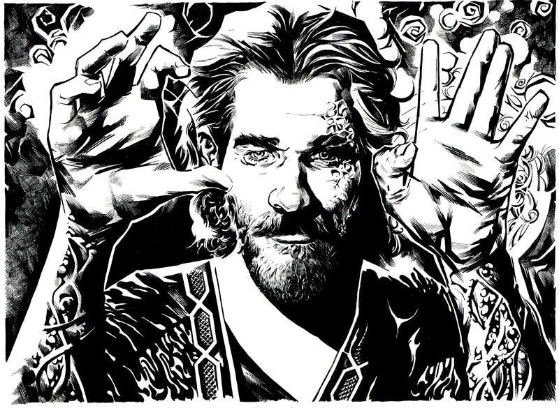 Doctor Strange by TonyDennison
