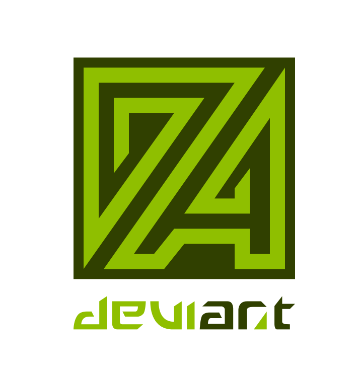 Deviantart Logo by TonyDennison