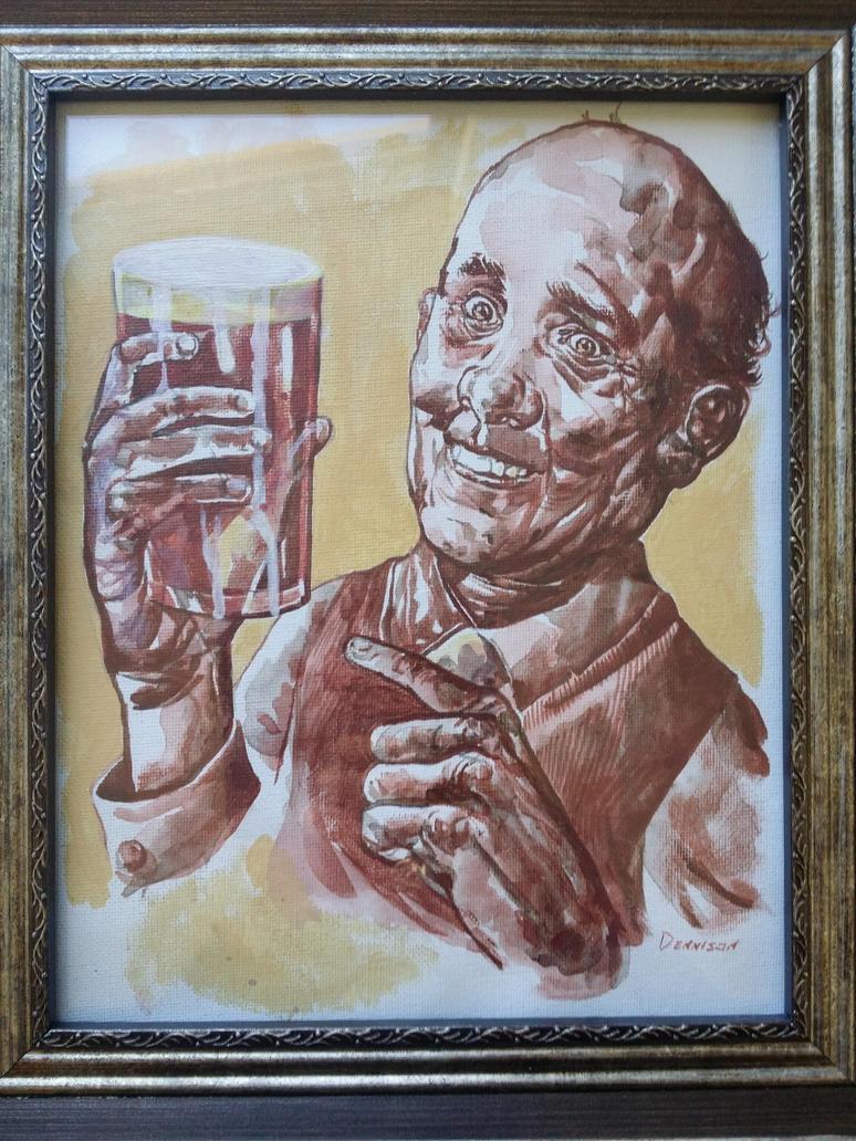 Drink Beer! by TonyDennison