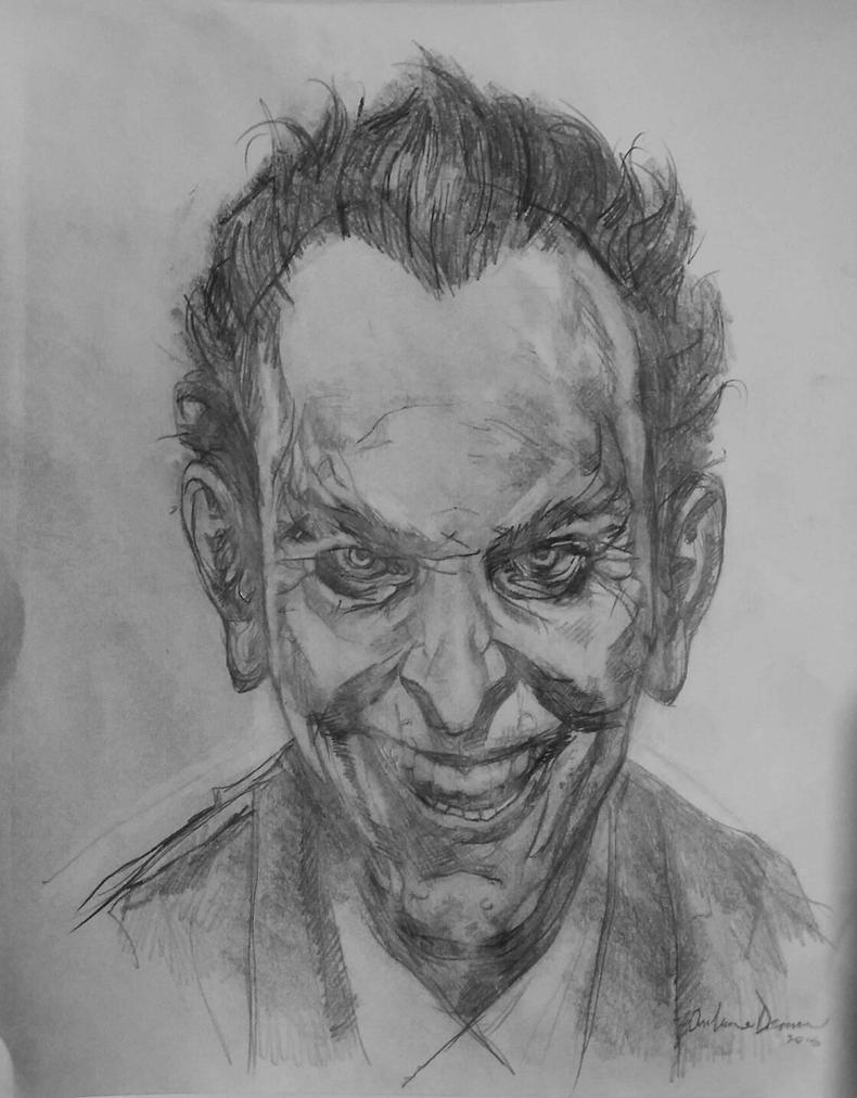 The Joker by TonyDennison