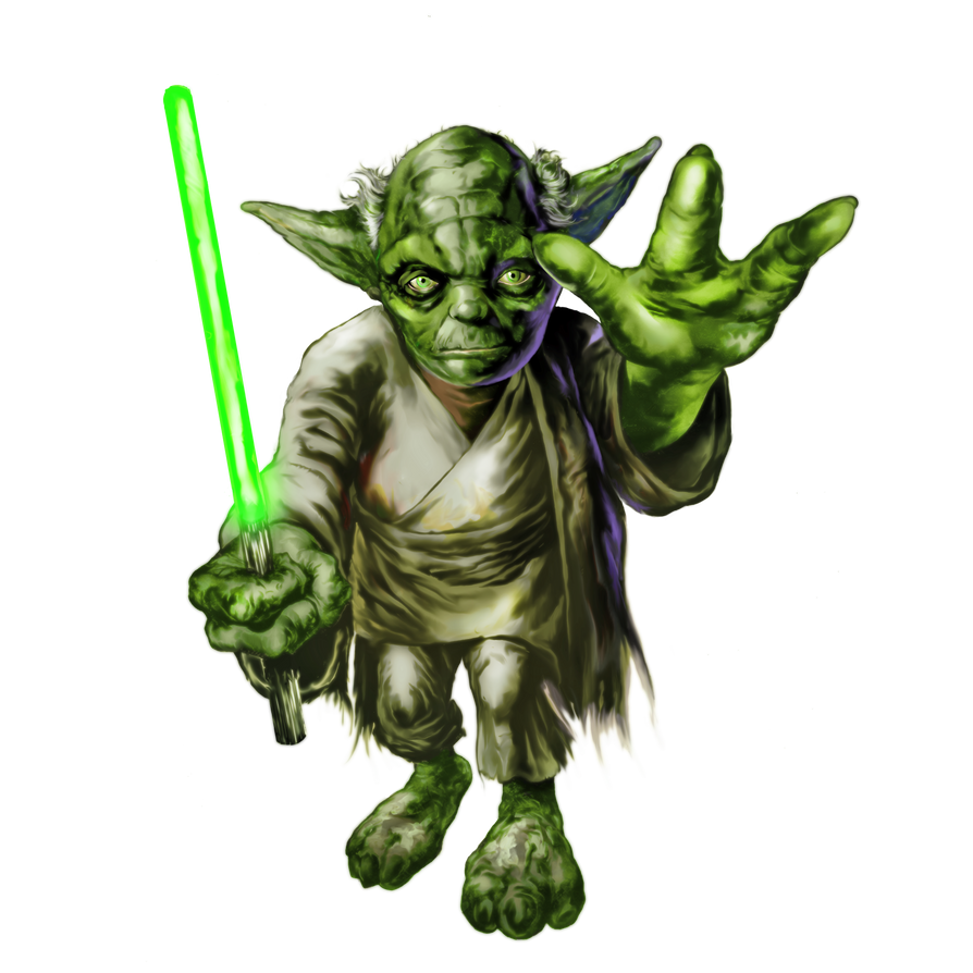 Yoda by TonyDennison