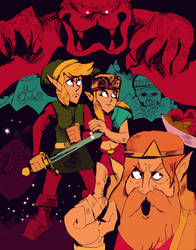 Link: The Faces of Evil (1993) by Dokuromah