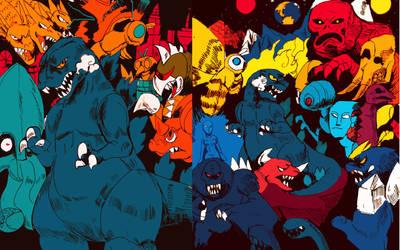Godzilla Monster of monsters [full]