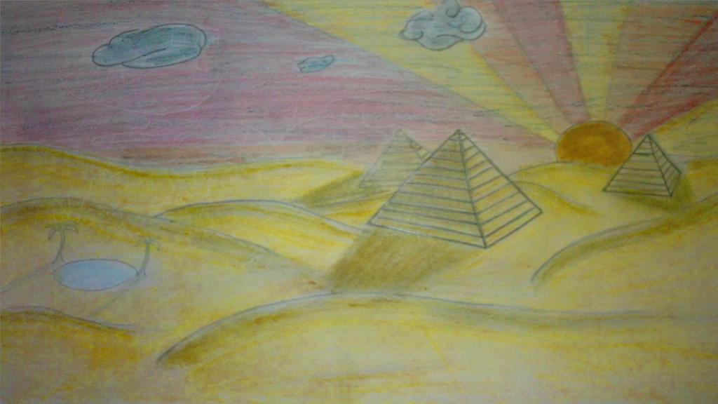 Egipt by Kanindor