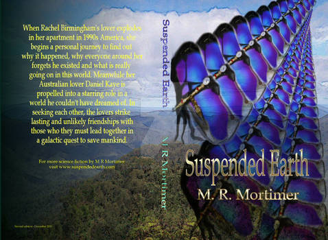 Suspended Earth 2nd edition paperback cover