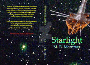 Cover of the novel Starlight by M R Mortimer