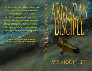 Armada's Disciple first cover candidate (DRAFT)