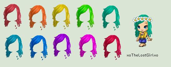 Hair Custom by xoTheLostGirlxo