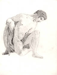 Death of a Gladiator by scheherazade