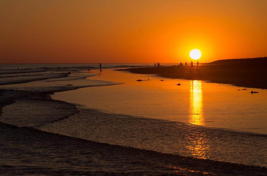 Sunset II by robinatl