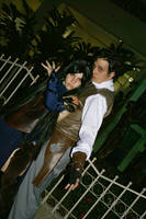 Albus and Shanoa by luna-ishtarcosplay