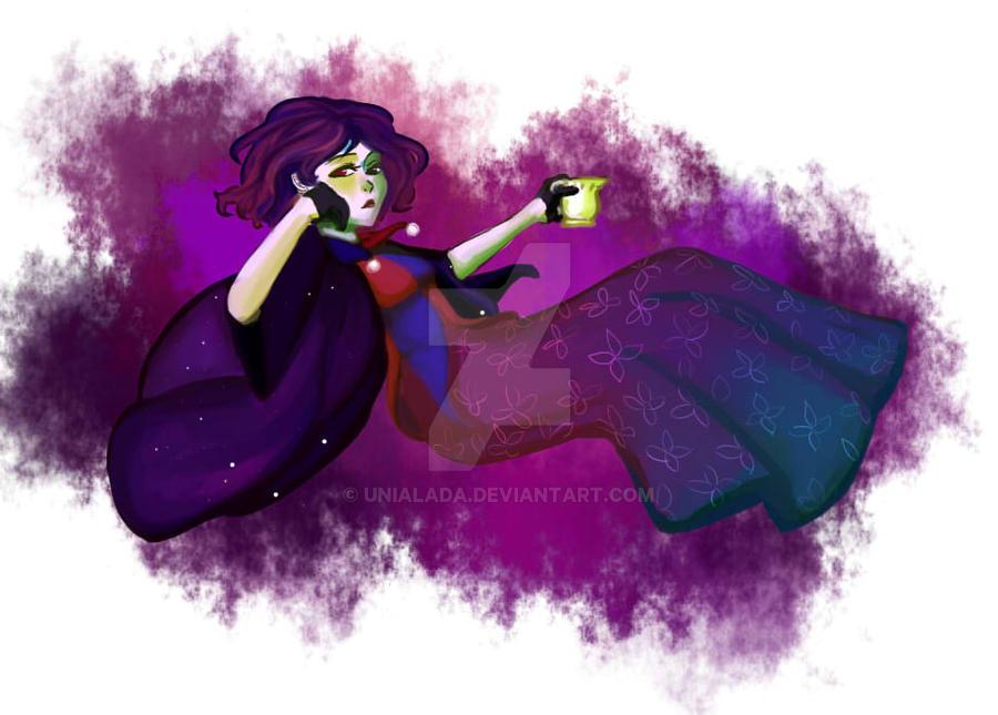 Witch by Unialada