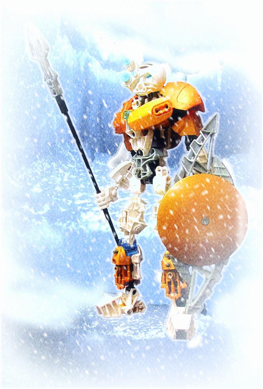 kopaka master of ice