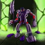 Com Bionicle Makuta Teridax