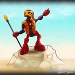 Bionicle turaga Vakama