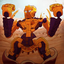 Bionicle-Mata Nui Reborn