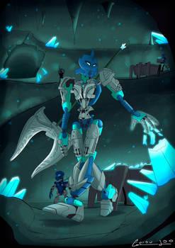 [C] Kerai Toa of crystal