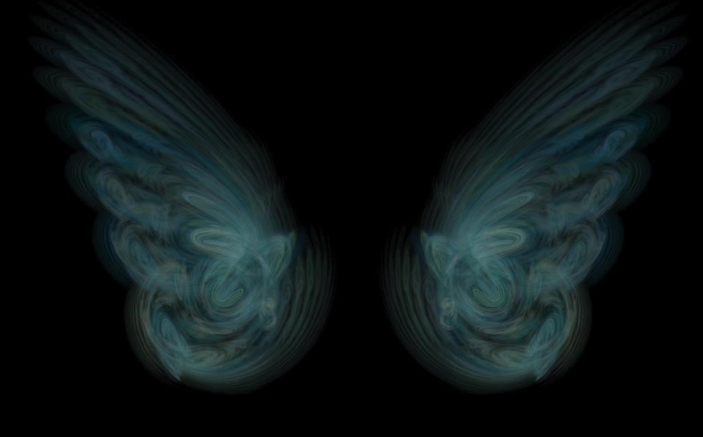 Angel Wings By Yogizebear
