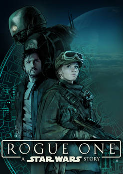 STAR WARS ROGUE ONE FAN ART