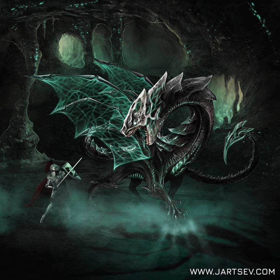 Wraith Dragon