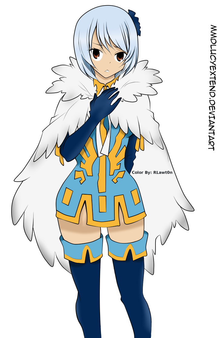 Yukino Aguria~ The Celestial Angel by RLawt0n
