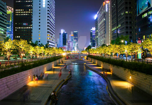 Seoul Creek