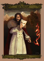 Igor Karkaroff by WhiteElzora