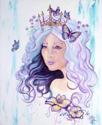 La Reine des Papillons