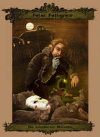 Peter Pettigrew by WhiteElzora