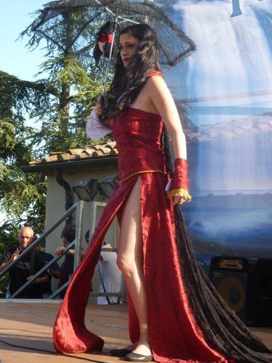 Schön Selene Vampire Cosplay By Lily Valentine ...