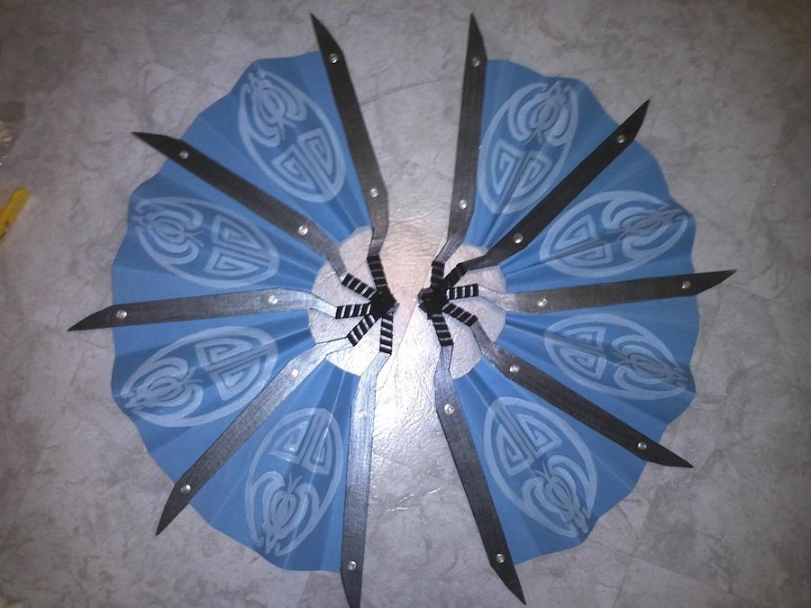 Bladed Fan Weapon : Forum