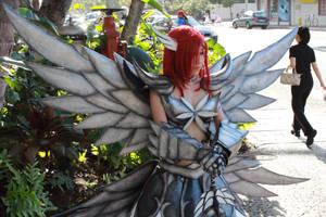 Heaven S Wheel Armor By Miekonekocosplay On Deviantart