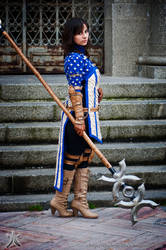 Bethany Hawke - Dragon Age II - 9 by Atsukine-chan