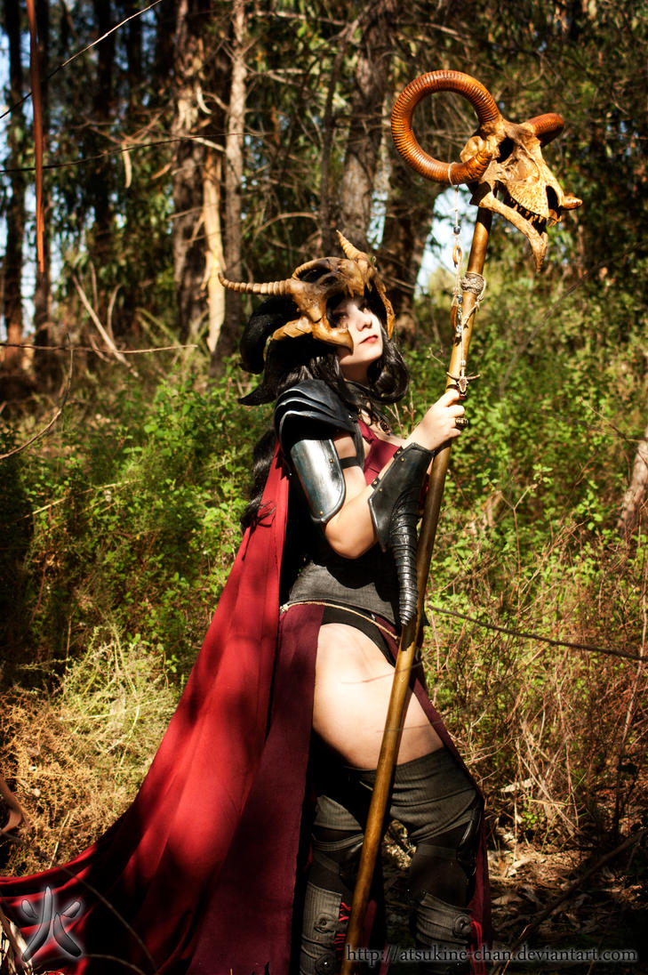 Yavana - Dragon Age (The silent grove) - 2 by Atsukine-chan