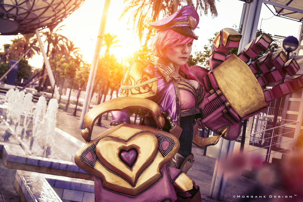 Vi PopStar - League of Legends - 6 by Atsukine-chan