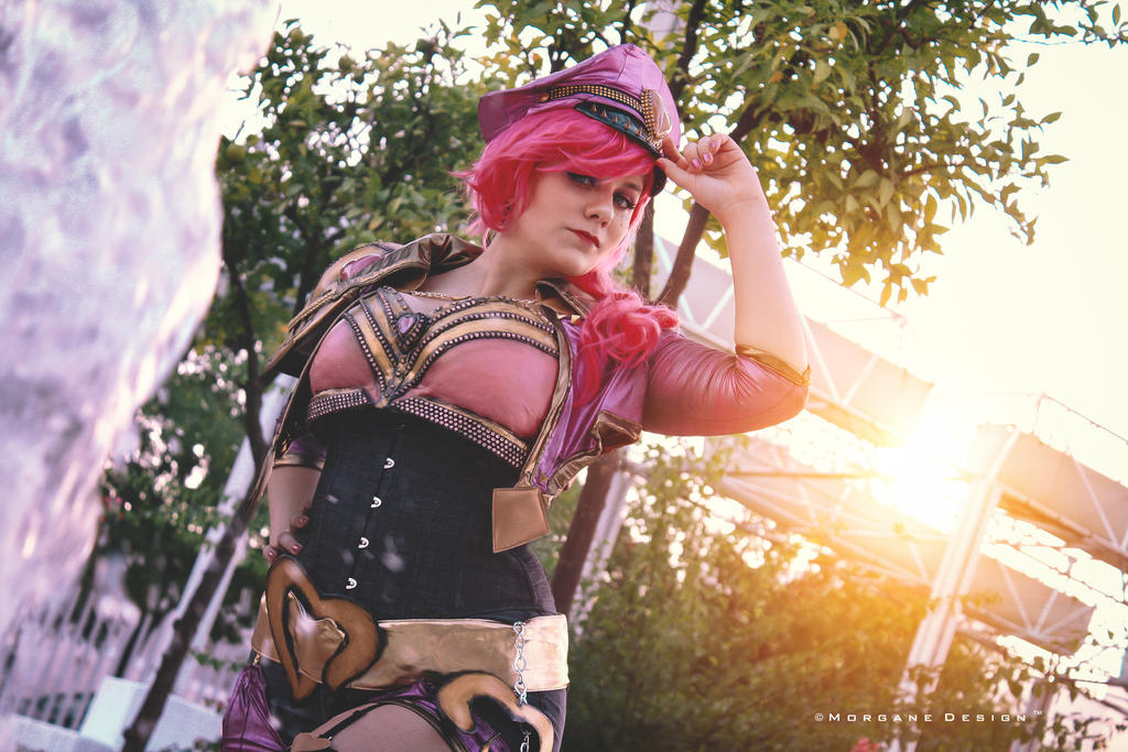Vi PopStar - League of Legends - 7 by Atsukine-chan