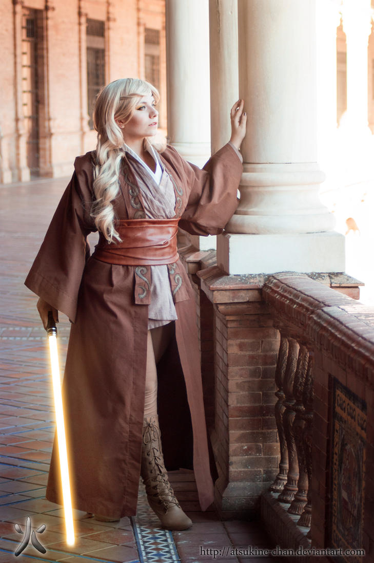 Fay - Star Wars (The republic) - 7 by Atsukine-chan