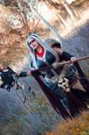 Flemeth - Dragon Age - 7 (Concept Art)