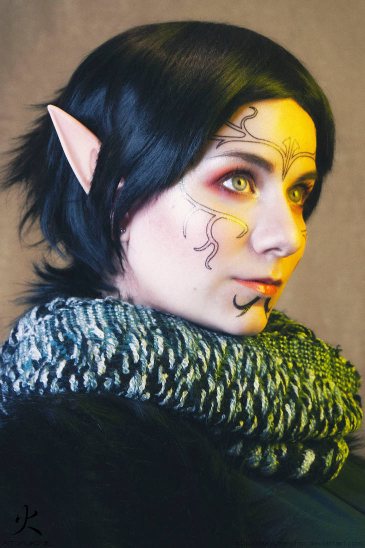 Merrill - Dragon Age II - 1