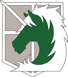 [Shingeki no Kyojin] Military Police Emblem by xwhisper