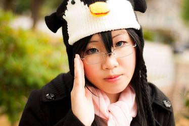Kiyoko-chan ver. Penguin Casual by xwhisper