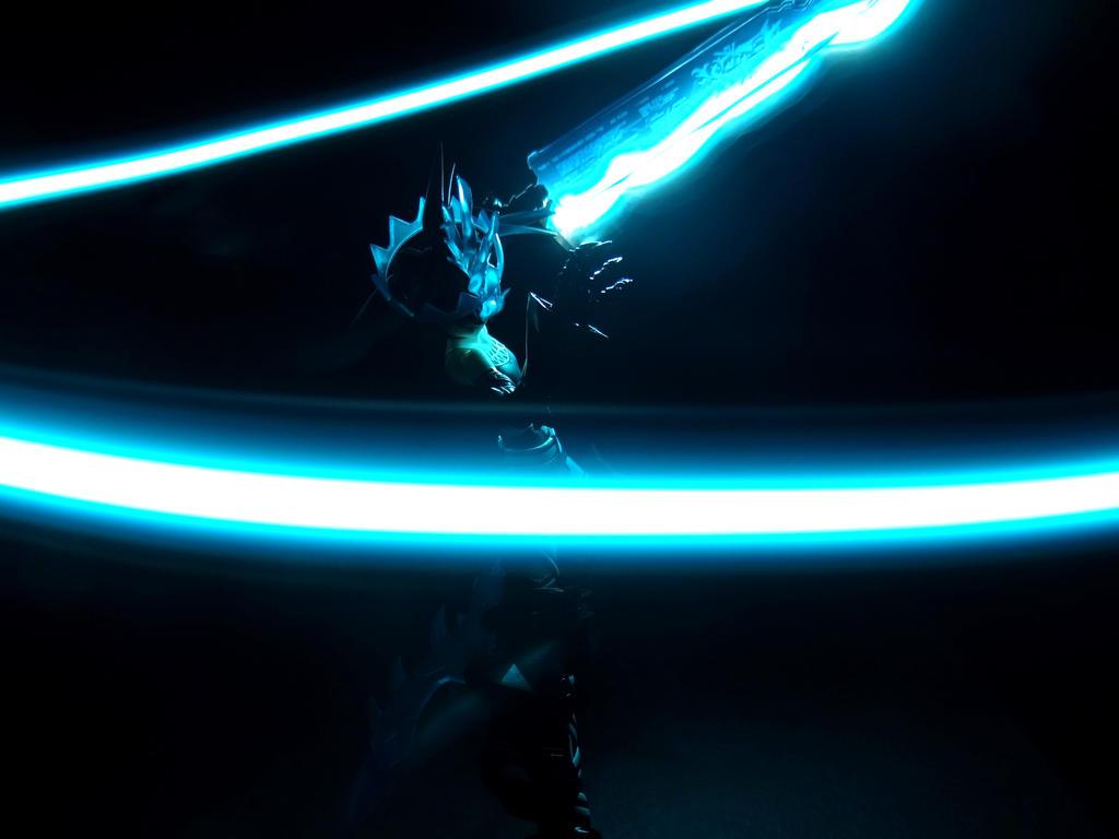 Beast 'Light' Sword by HunterX-v2