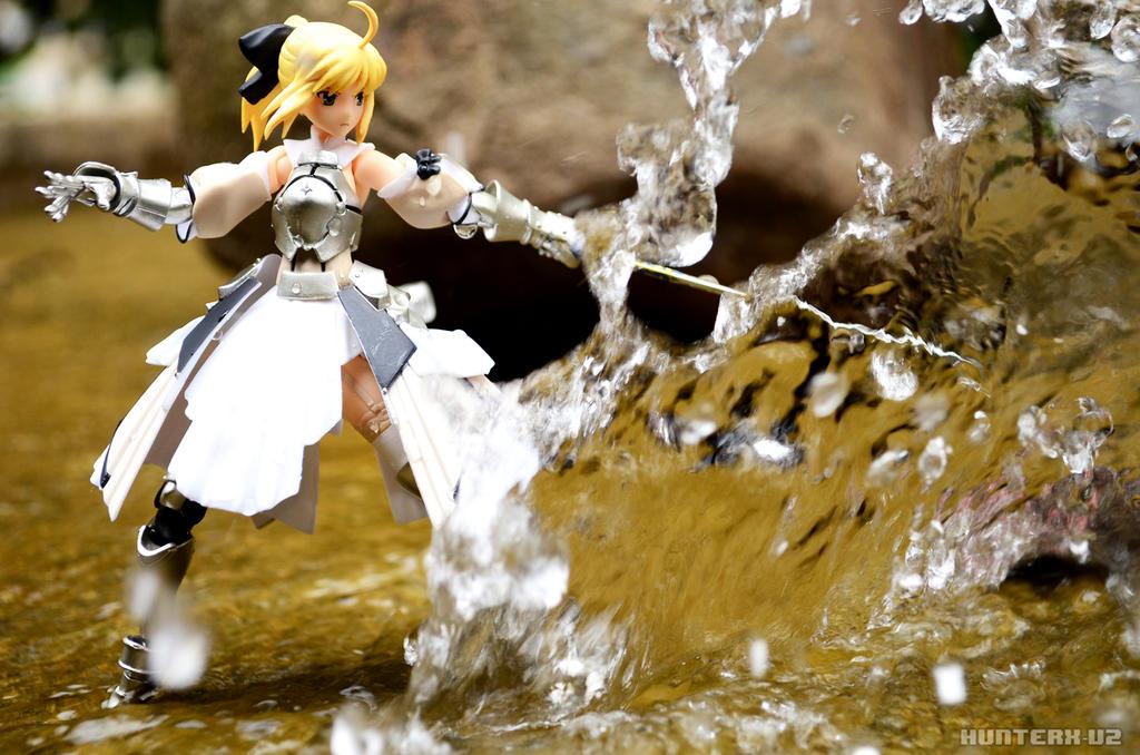 Water Slash by HunterX-v2