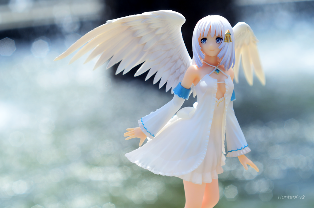 Angelic Walk by HunterX-v2