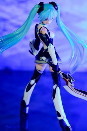 Cyber Miku 2199 [1] by HunterX-v2
