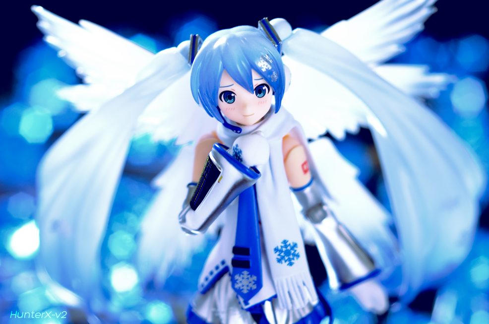 Ice Angel by HunterX-v2
