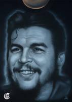 Ernesto Guevara by ACrowley